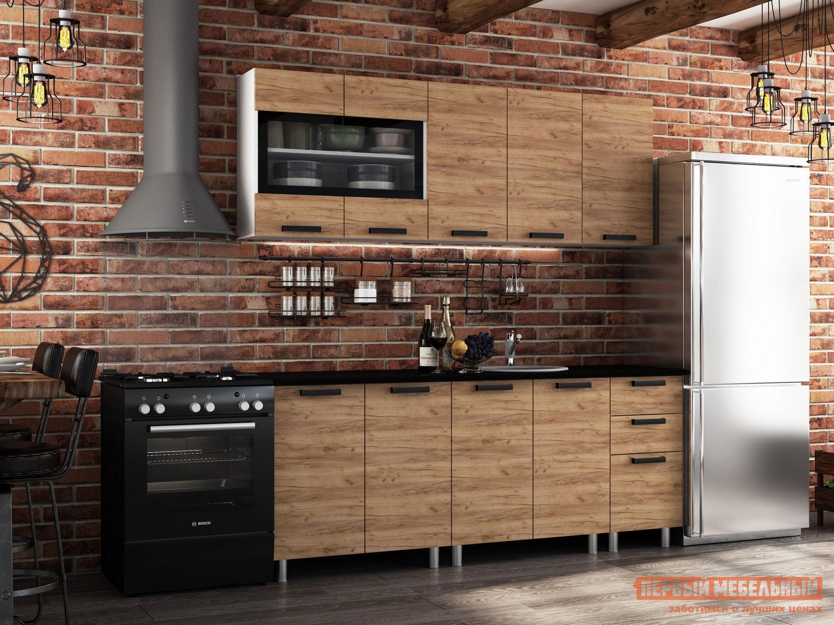 Кухонный гарнитур Первый Мебельный Крафт