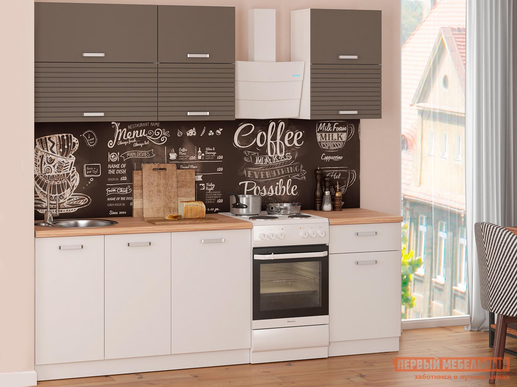 Кухонный гарнитур Первый Мебельный Софт 160 м