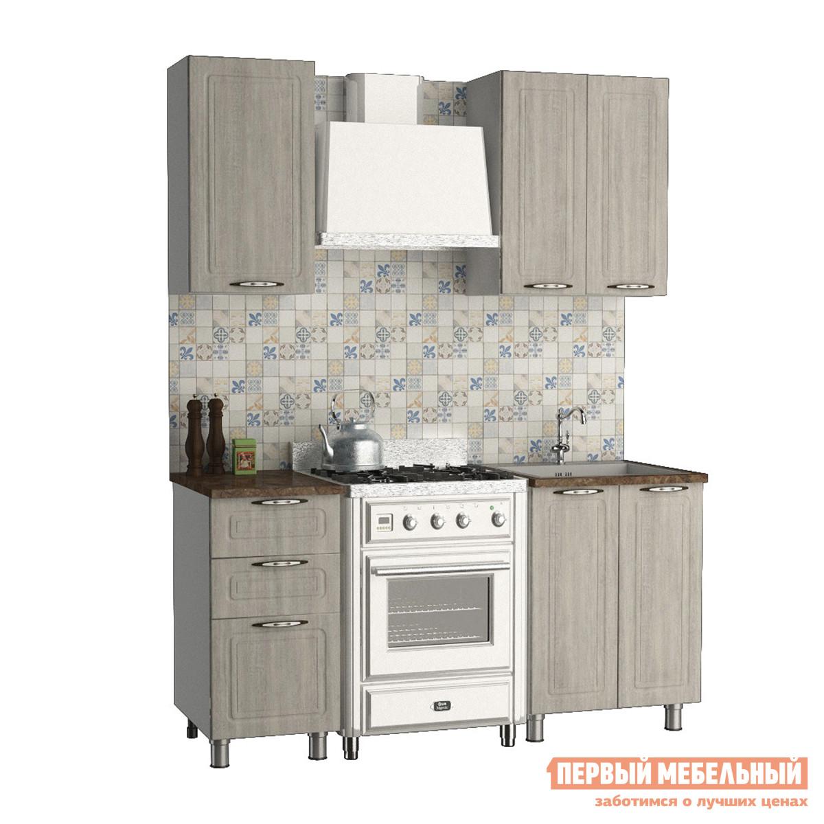 Кухонный гарнитур Первый Мебельный Прованс 1 м