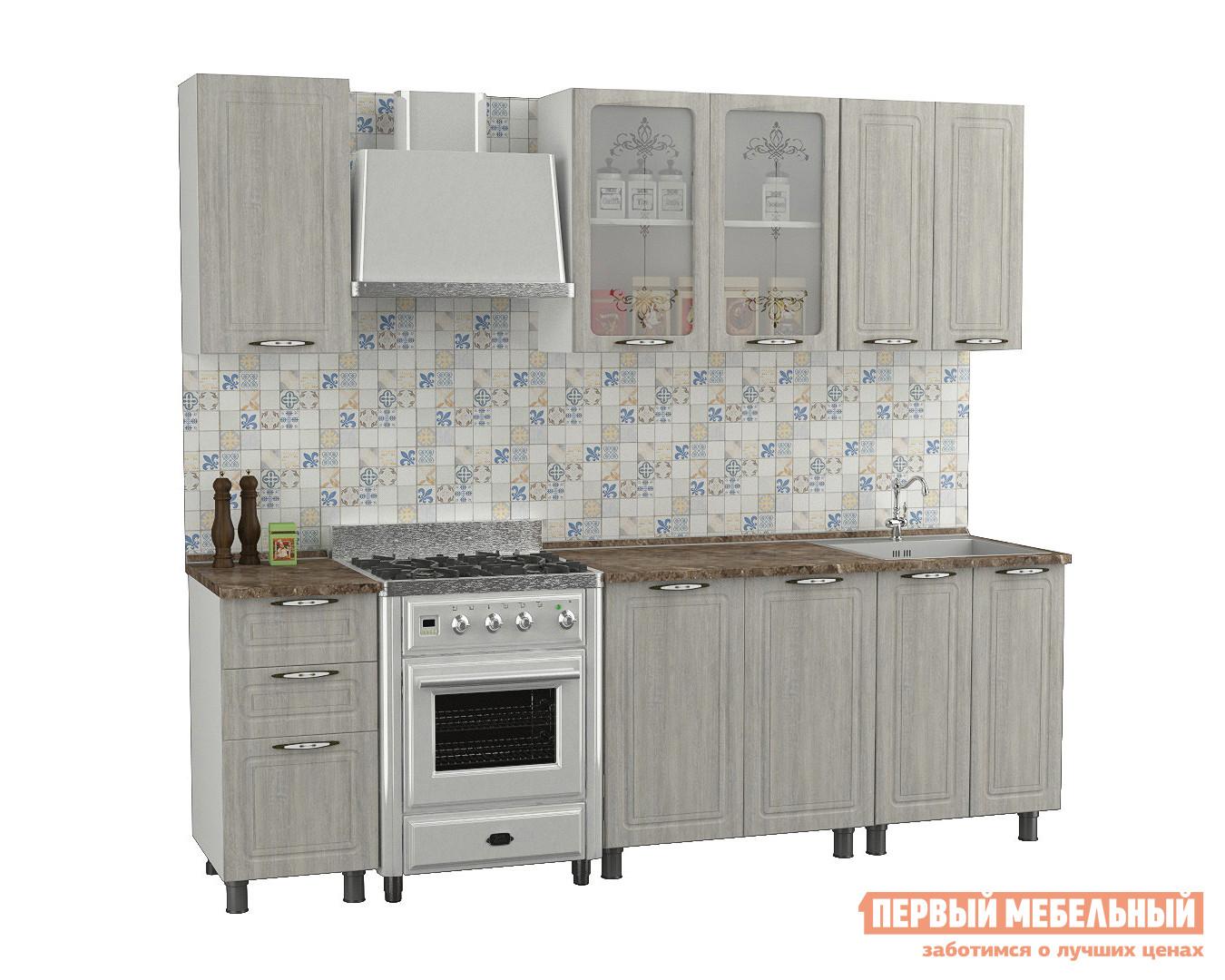 Кухонный гарнитур Первый Мебельный Прованс 1,8 м