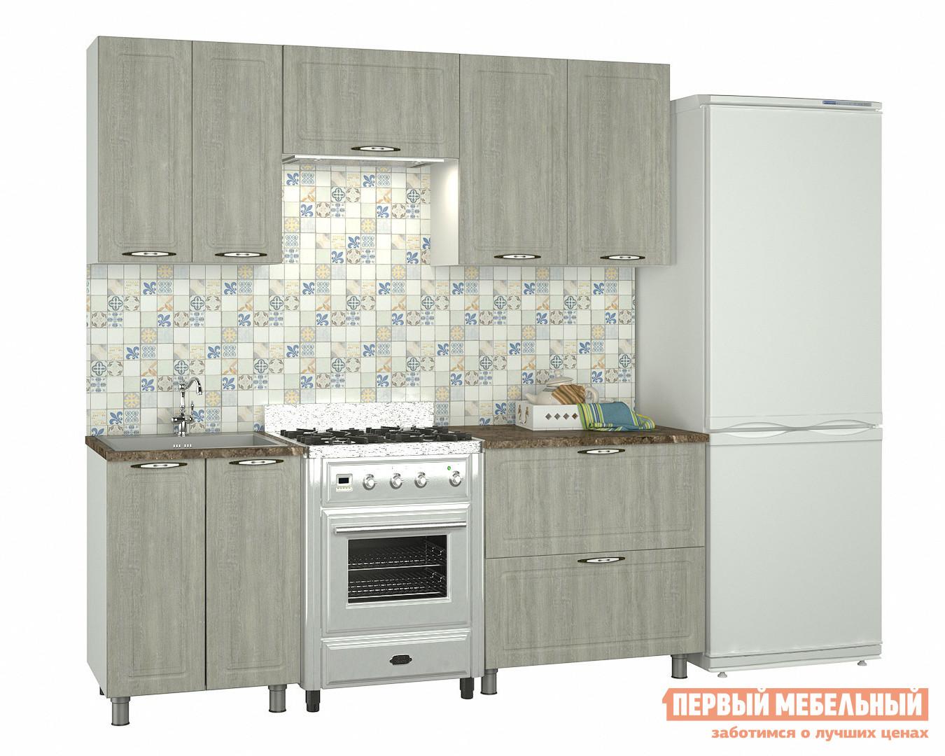 Кухонный гарнитур Первый Мебельный Прованс 2 м