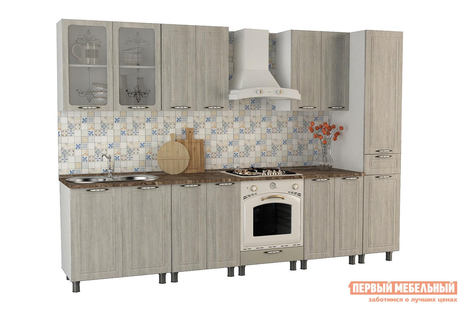 Кухонный гарнитур Первый Мебельный Прованс 3 м uwr 30690