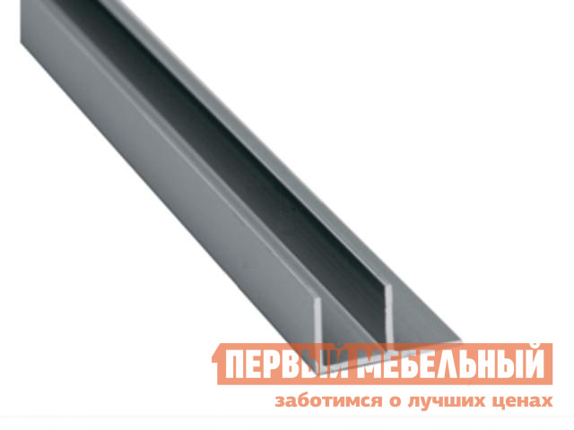 Аксессуар Первый Мебельный Планка для стеновой панели 4/6 мм угловая планка соединительная для стеновой панели ст 1 матовая