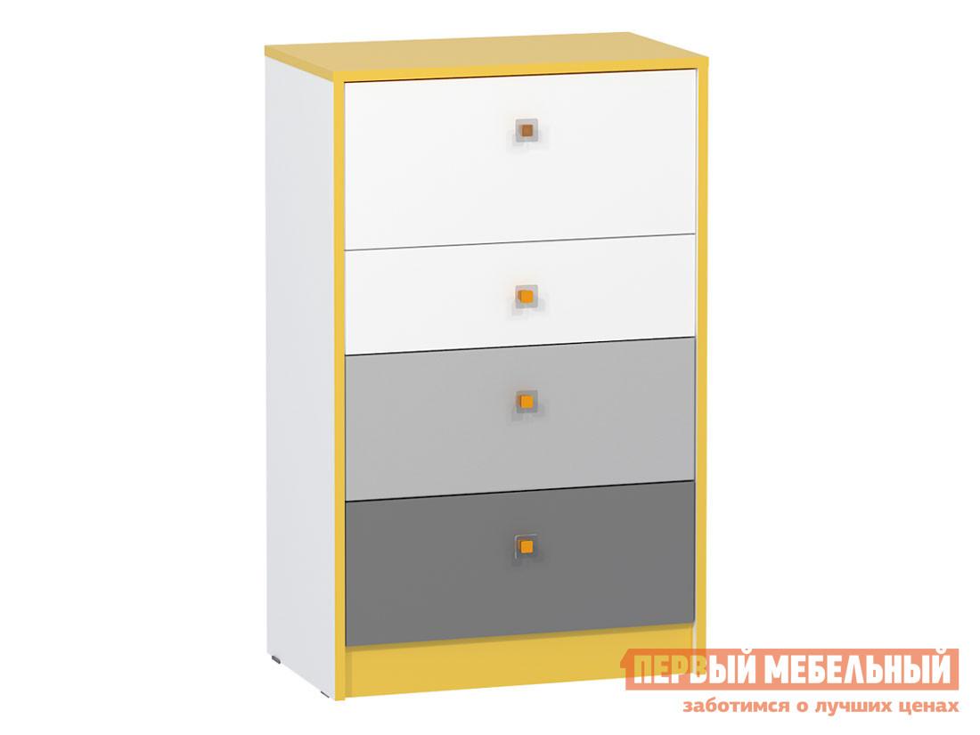 Детский комод Первый Мебельный Альфа Комод 13.120 комод первый мебельный комод диана