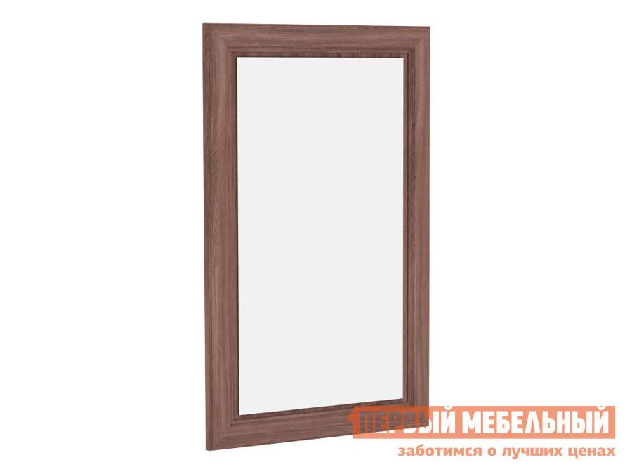 Настенное зеркало  Зеркало для прихожей Мерлен ЗП1 Ясень Шимо