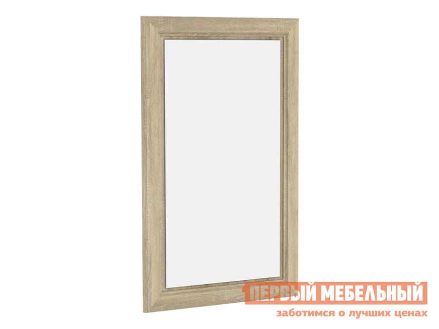 Настенное зеркало  Зеркало для прихожей Мерлен ЗП1 Дуб Сонома — Зеркало для прихожей Мерлен ЗП1 Дуб Сонома