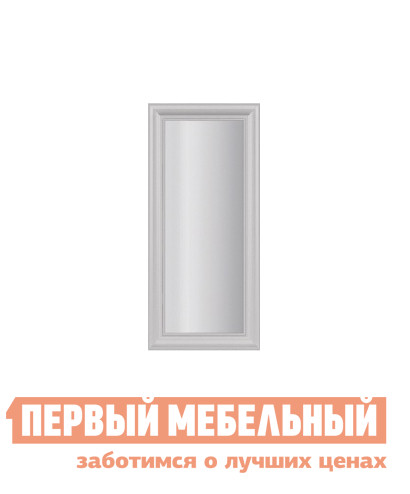 Настенное зеркало Первый Мебельный Зеркало над тумбой высокой 450 Сорренто Прима шкаф 450 для белья сорренто прима