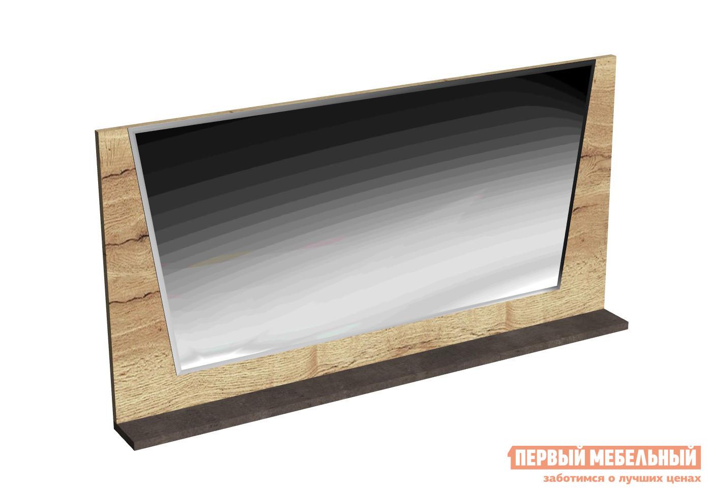 Настенное зеркало Первый Мебельный Стреза 6 настенное зеркало первый мебельный зеркало диана
