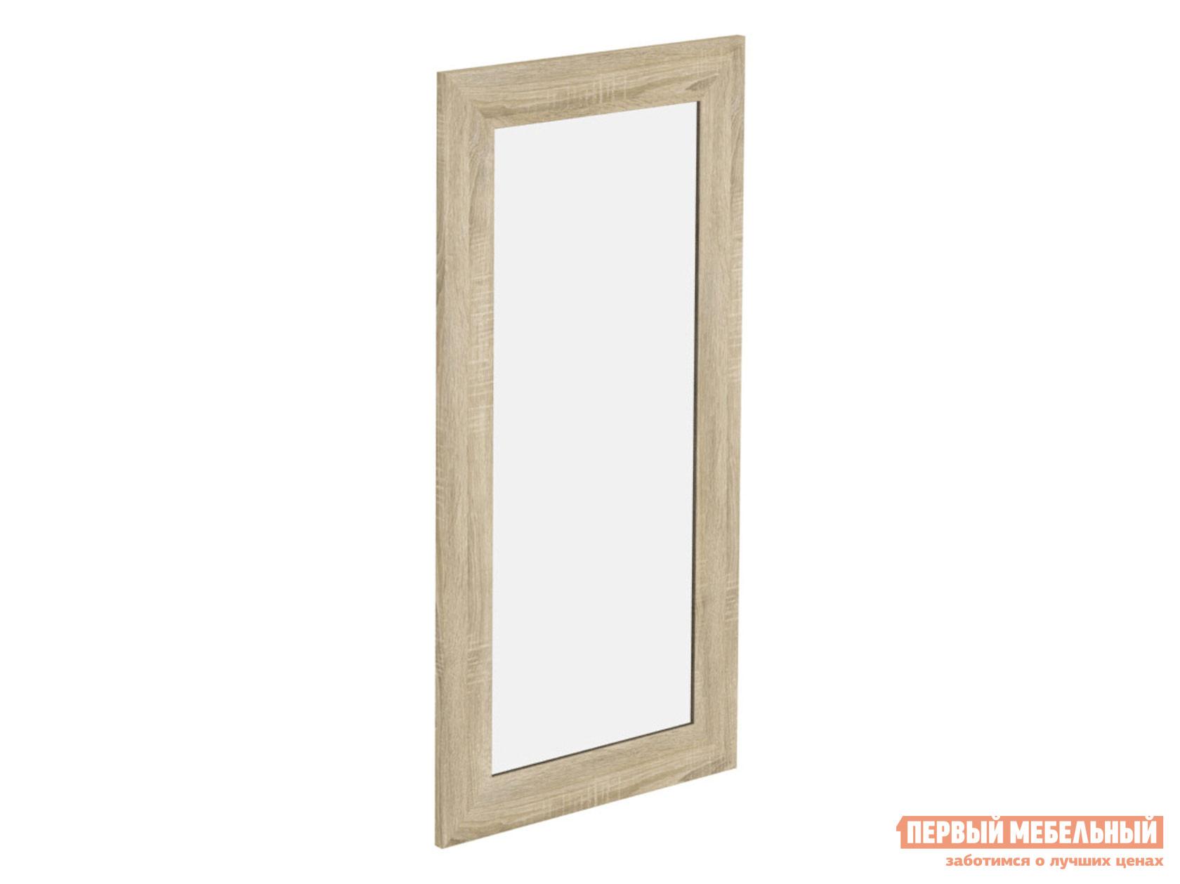 Настенное зеркало Первый Мебельный Зеркало ЗП851.01 для прихожей настенное зеркало первый мебельный зеркало линате