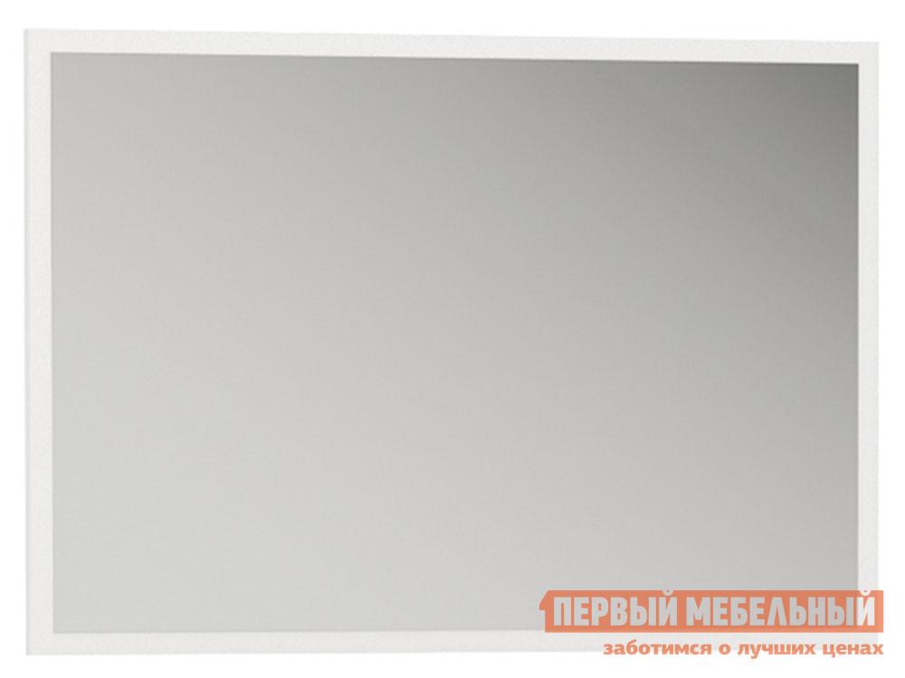 Настенное зеркало  Зеркало Лайт Белый — Зеркало Лайт Белый