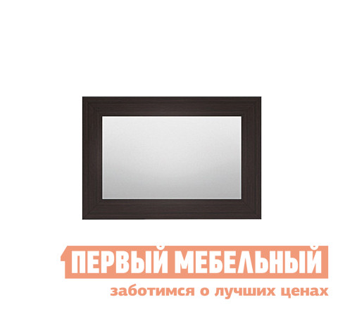 Настенное зеркало  Зеркало к комоду Парма Венге — Зеркало к комоду Парма Венге