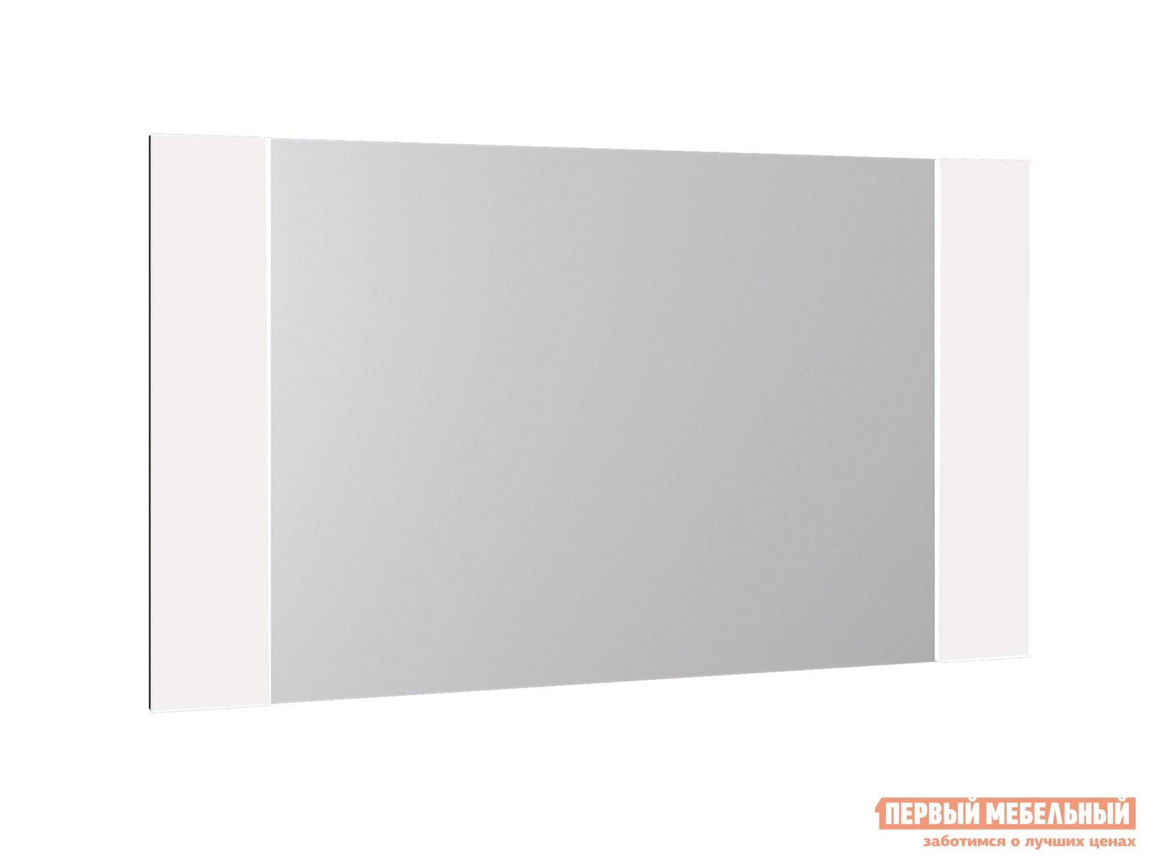 Настенное зеркало  Зеркало Вегас Венге / Белый глянец — Зеркало Вегас Венге / Белый глянец