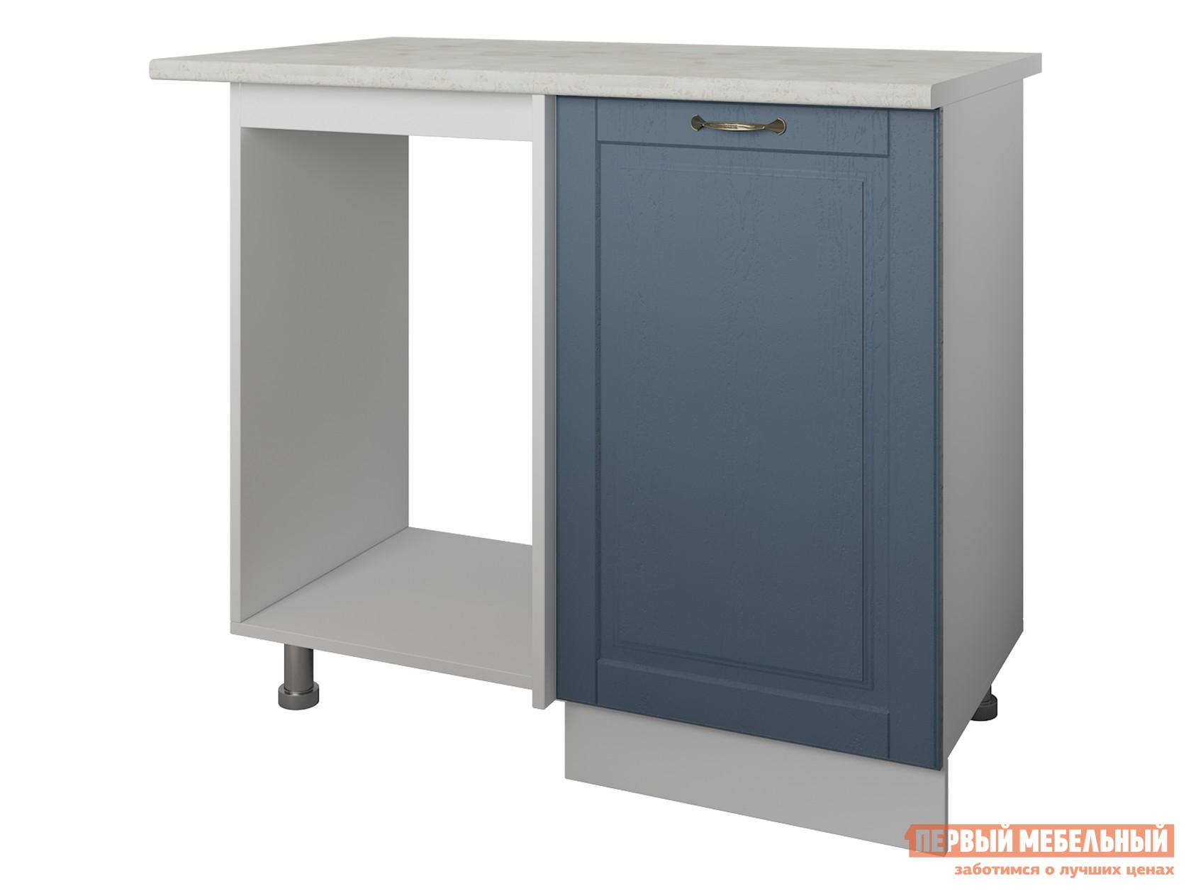Кухонный модуль Первый Мебельный Палермо Тумба угловая с прямым фасадом 1000