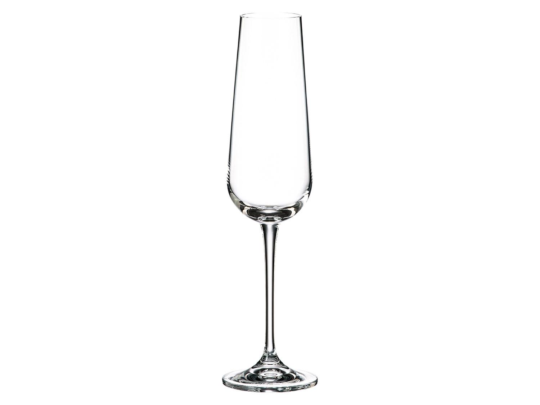 Фото - Набор бокалов Первый Мебельный Набор фужеров для шампанского Crystalite Bohemia Ardea/Amundsen 220 мл (6 шт) набор бокалов первый мебельный набор бокалов для вина crystalite bohemia ardea amundsen 450мл 6 шт