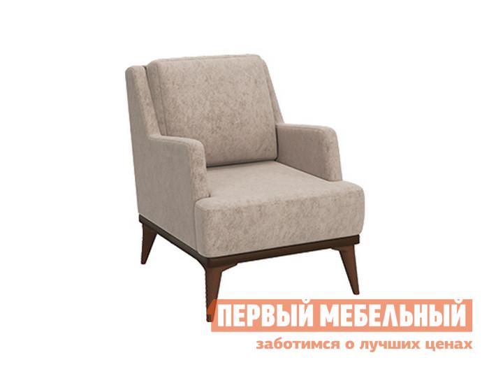 Кресло  Концепт Слоновая кость, велюр