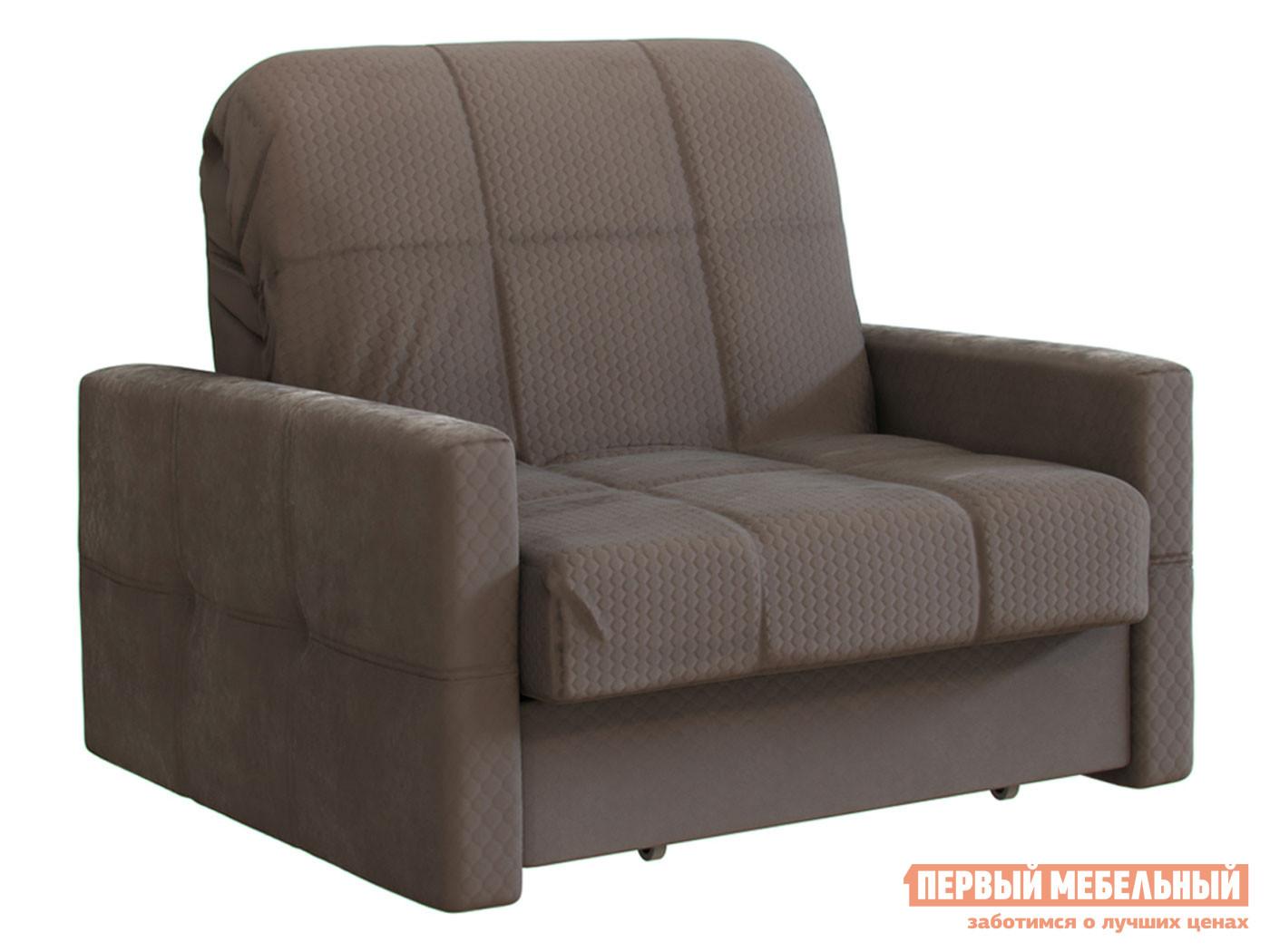 Кресло-кровать Первый Мебельный Неро Люкс кресло кровать первый мебельный марио люкс