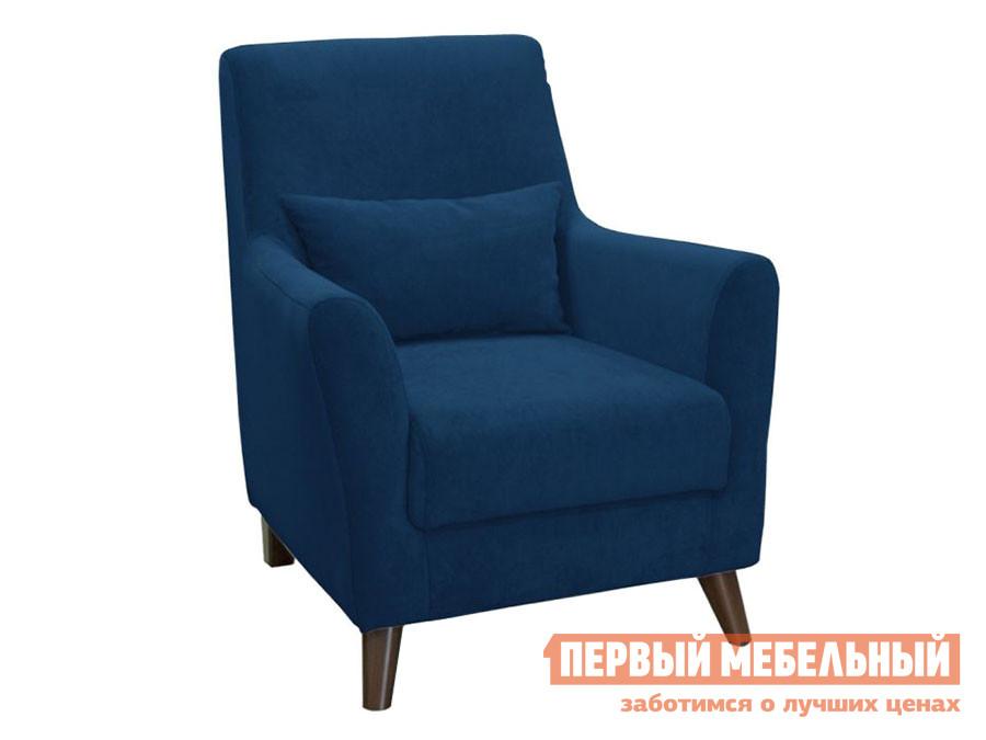 Кресло  Кресло Либерти Синий, велюр — Кресло Либерти Синий, велюр