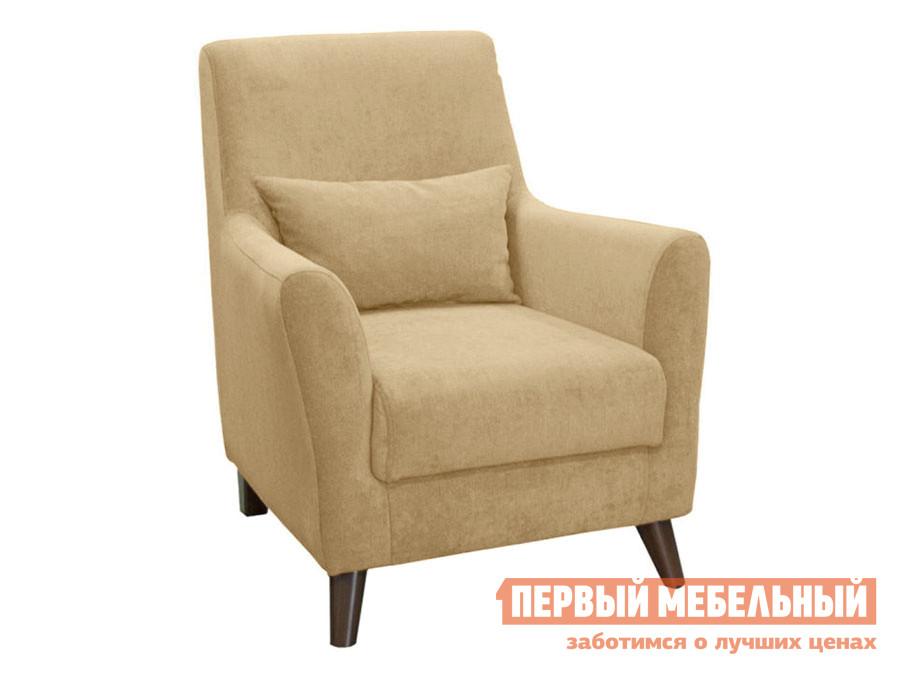 Кресло  Кресло Либерти Песочный, велюр — Кресло Либерти Песочный, велюр