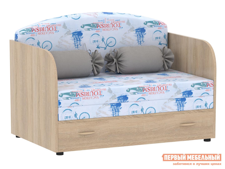 Прямой диван Первый Мебельный Диван Антошка 1