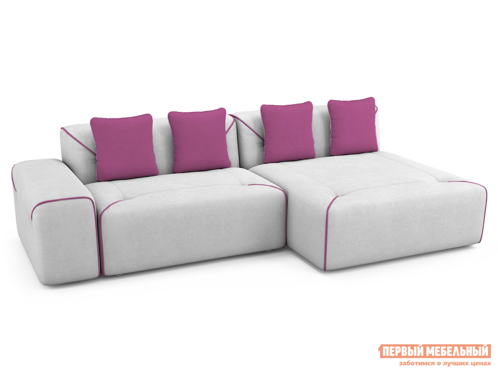 Угловой диван Первый Мебельный Угловой диван Кливленд У