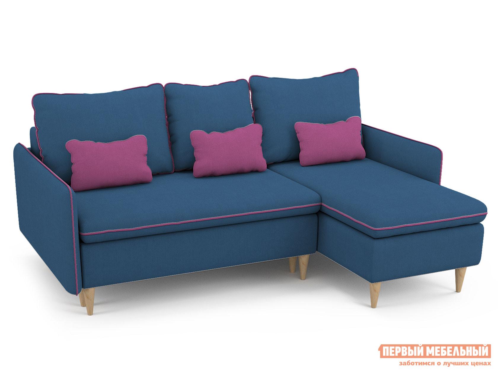Угловой диван Первый Мебельный Угловой диван Рони У