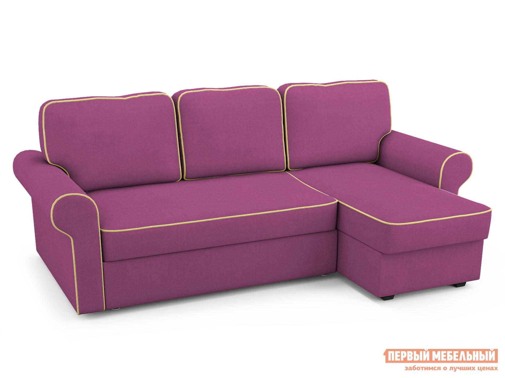Угловой диван Первый Мебельный Угловой диван Ривьера У