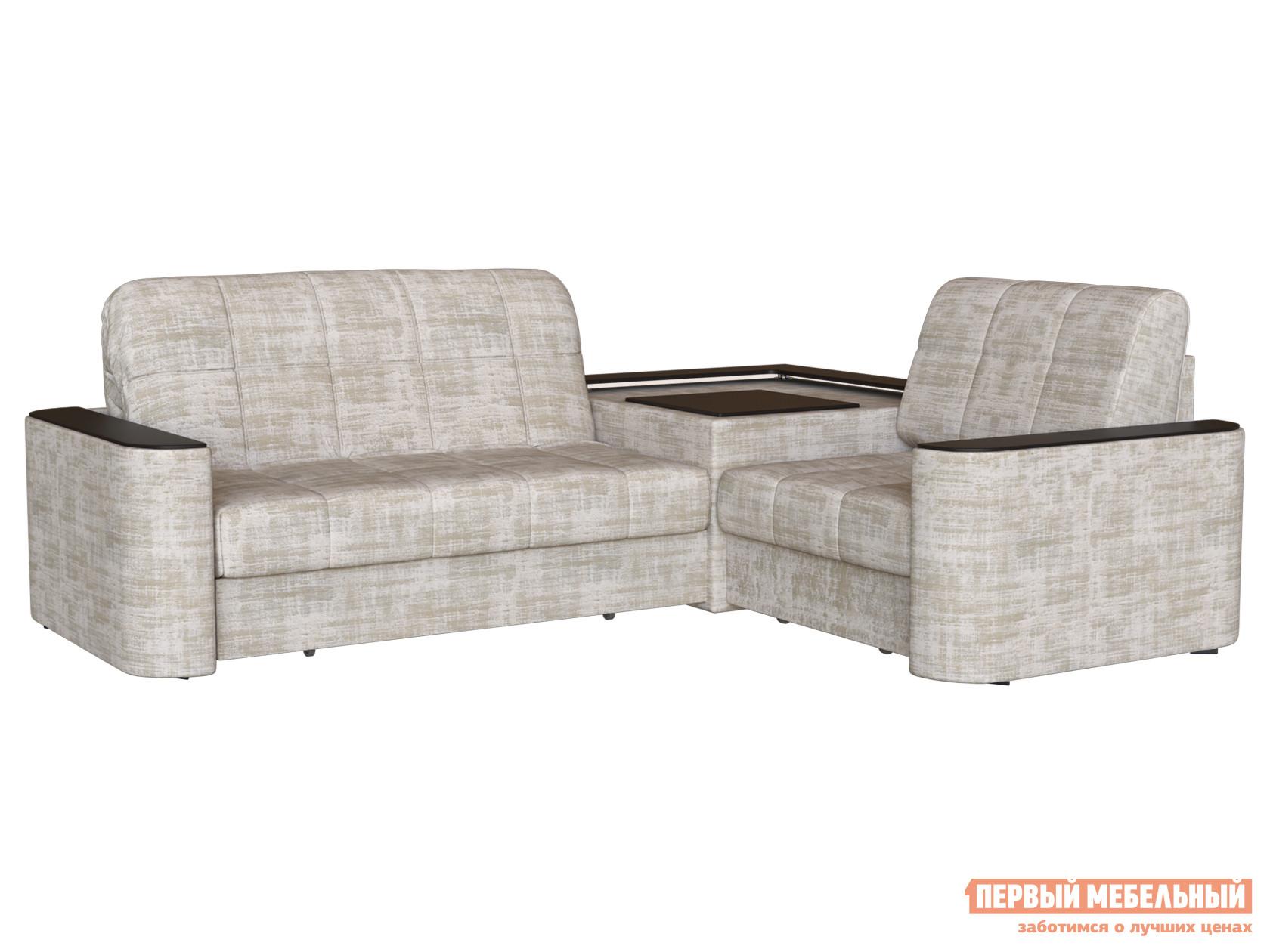 Угловой диван Первый Мебельный Диван Лукас угловой