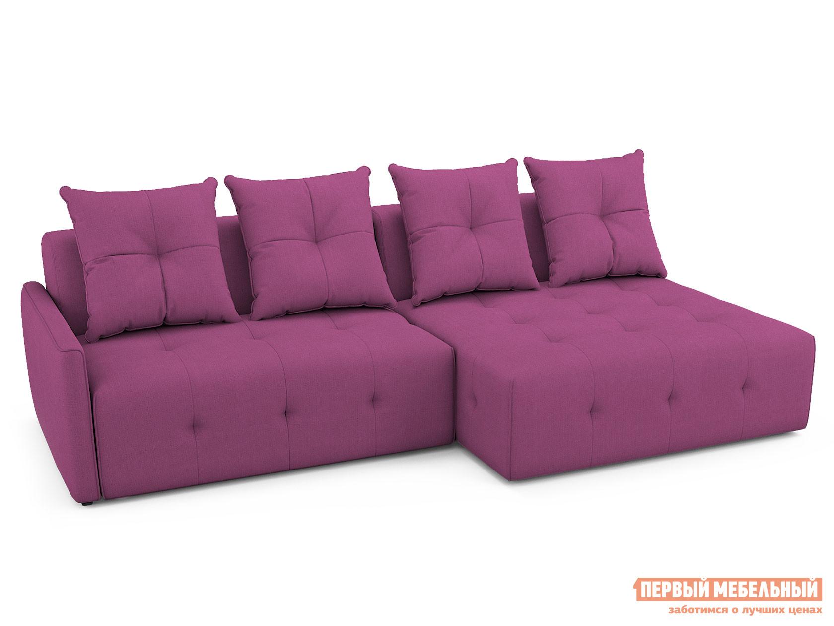 Угловой диван Первый Мебельный Угловой диван Бронкс У
