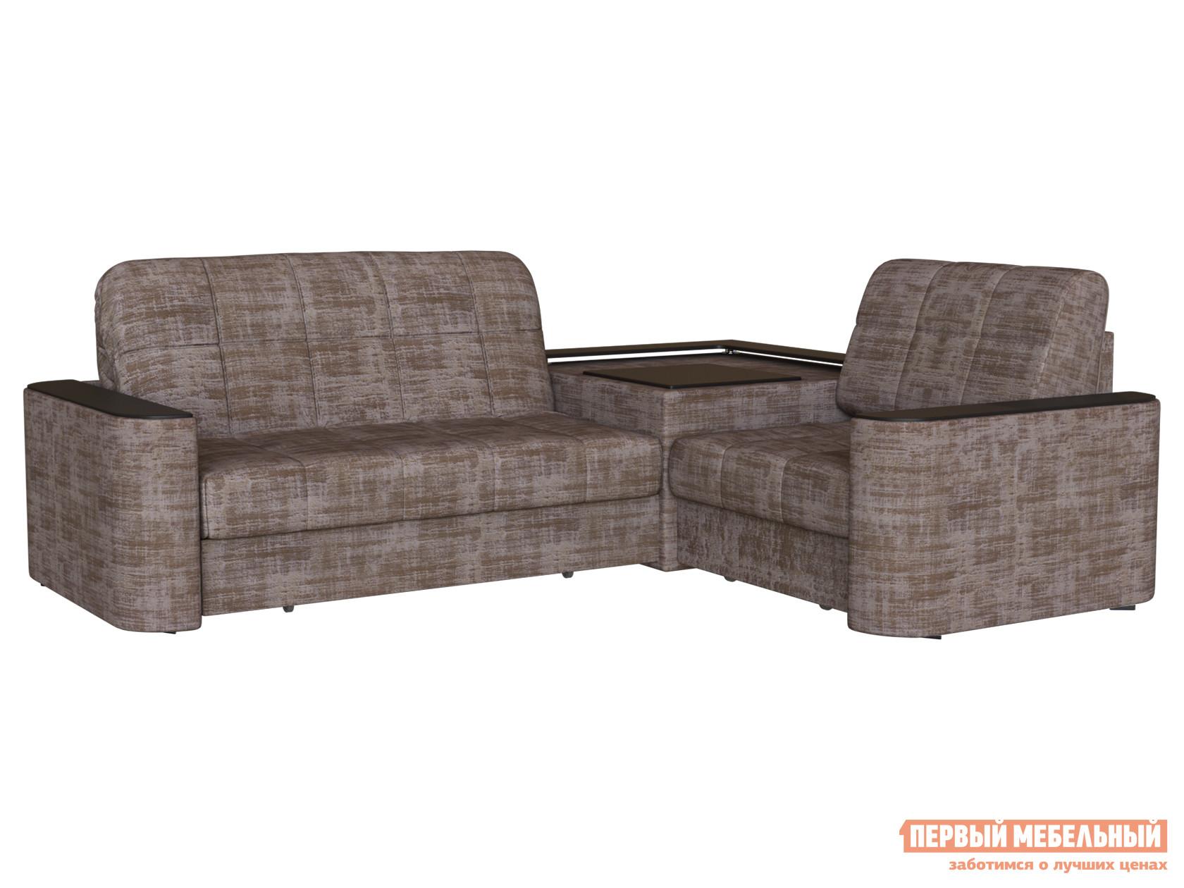 Угловой диван Первый Мебельный Диван Лукас угловой Люкс