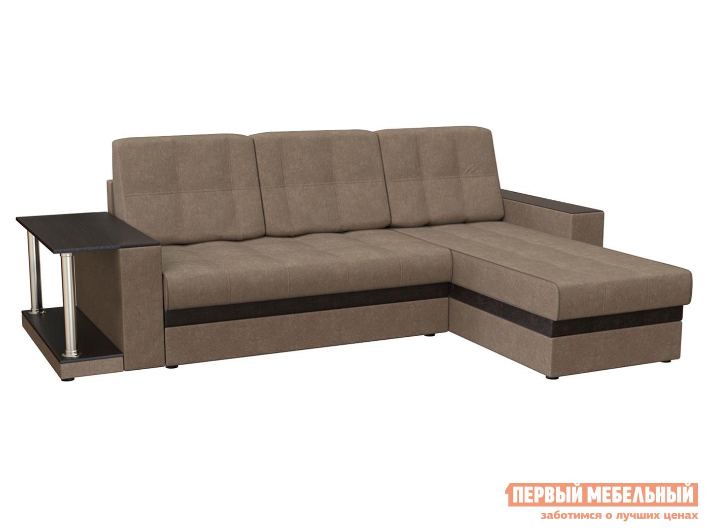 Угловой диван Первый Мебельный Диван Лорд угловой