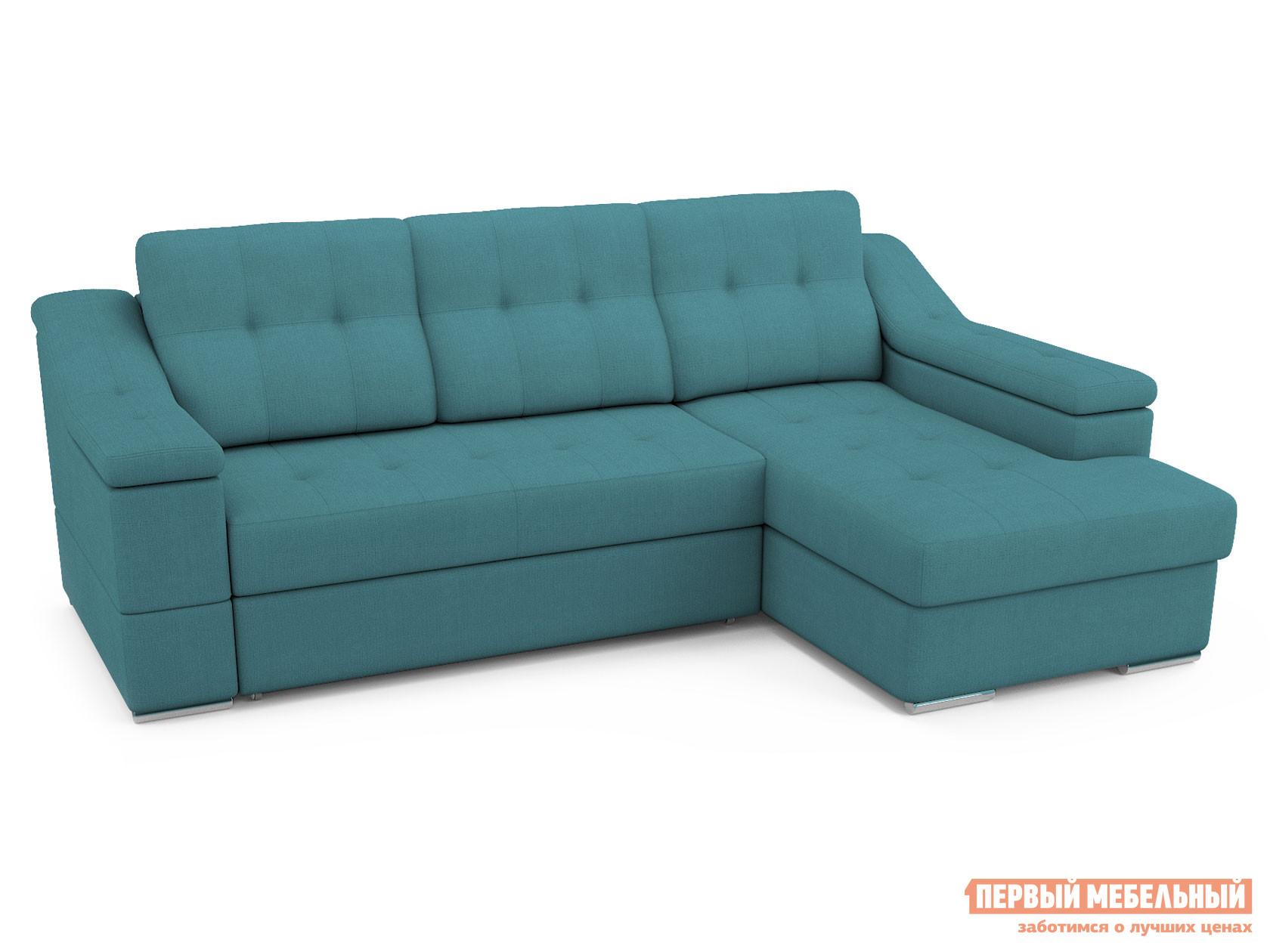 Угловой диван Первый Мебельный Угловой диван Калифорния