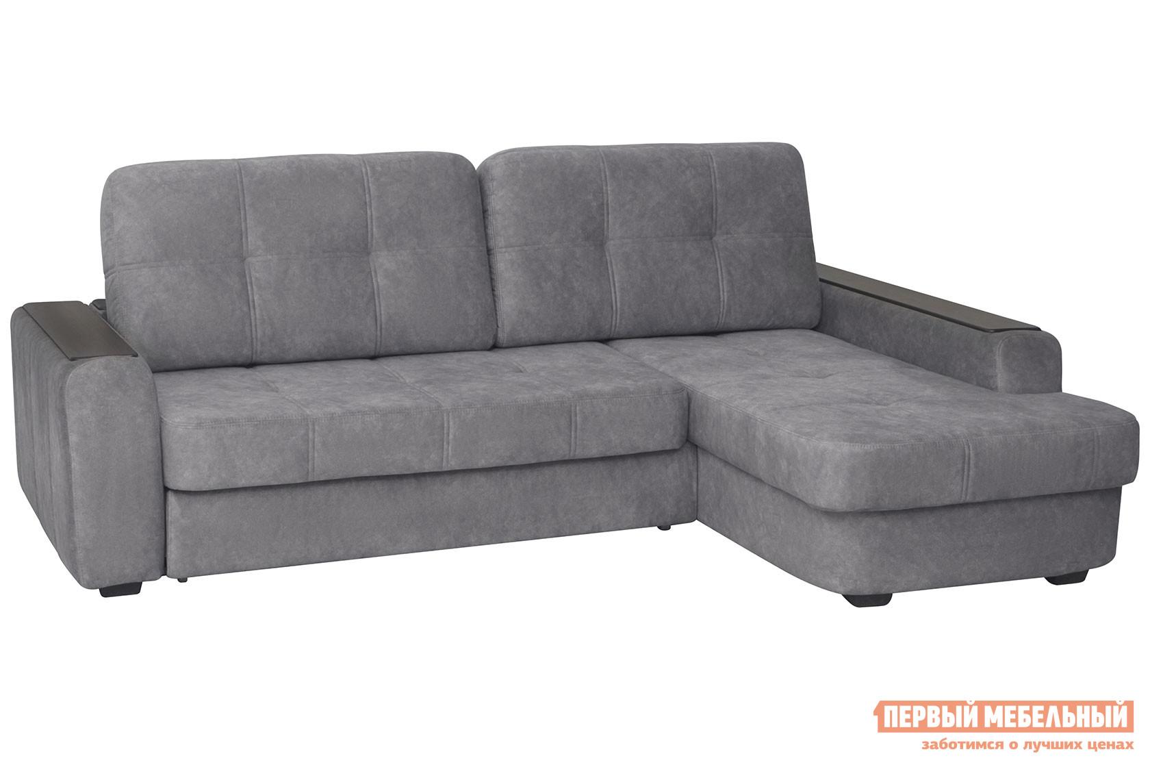 Угловой диван Первый Мебельный Диван Дрезден