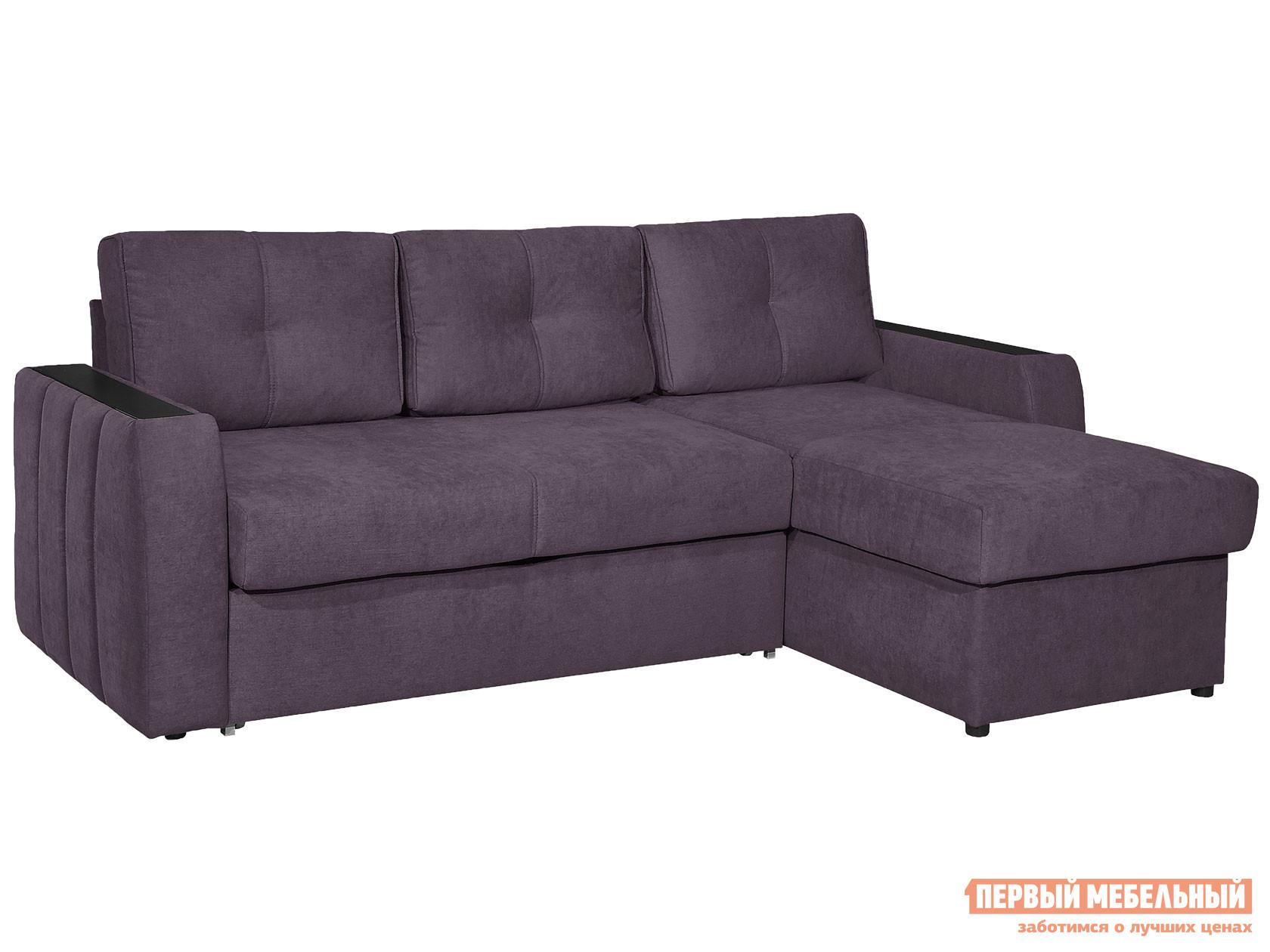 Угловой диван Первый Мебельный Диван Бостон Люкс угловой