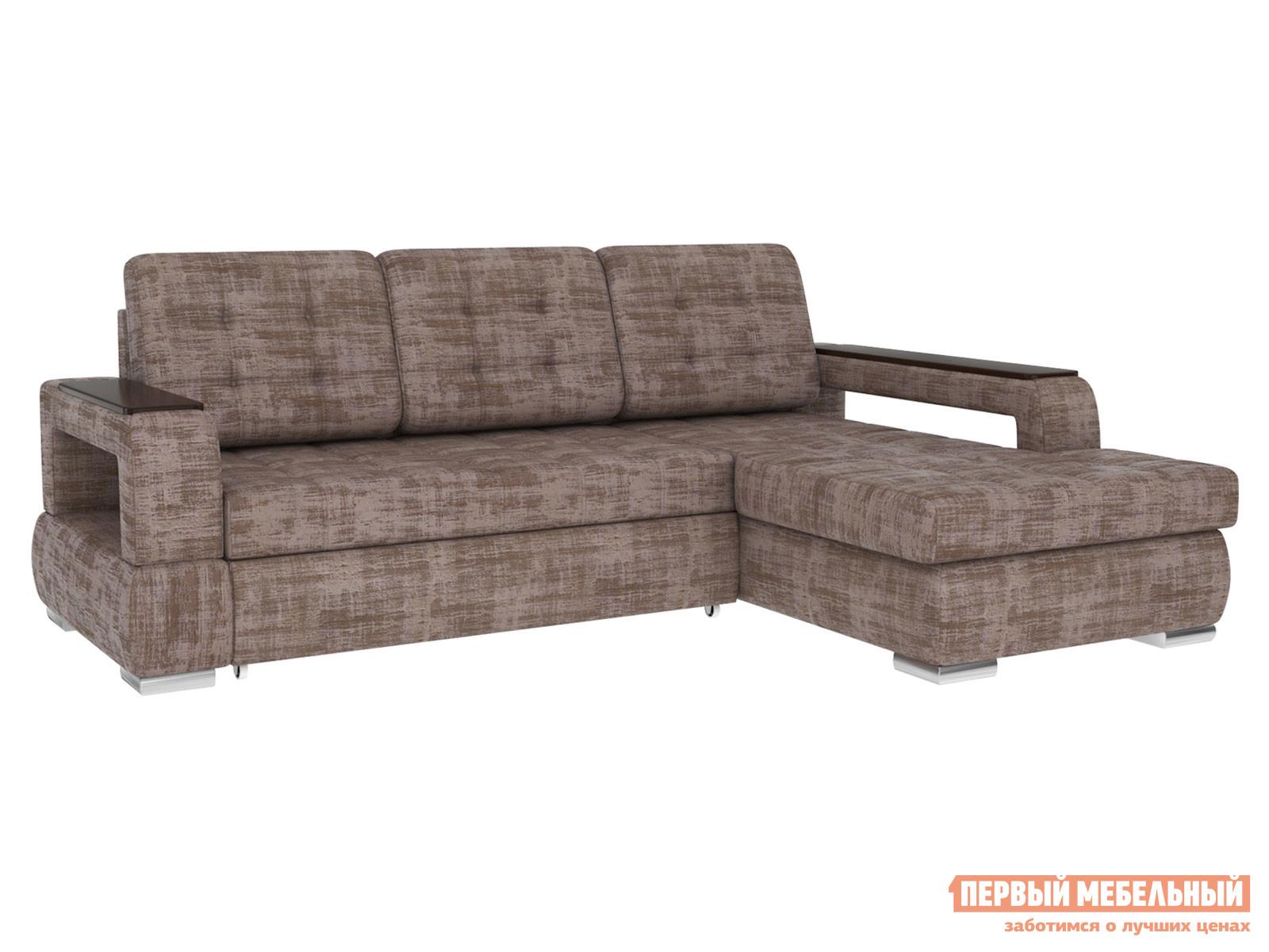 Угловой диван Первый Мебельный Виктория Люкс Угловой
