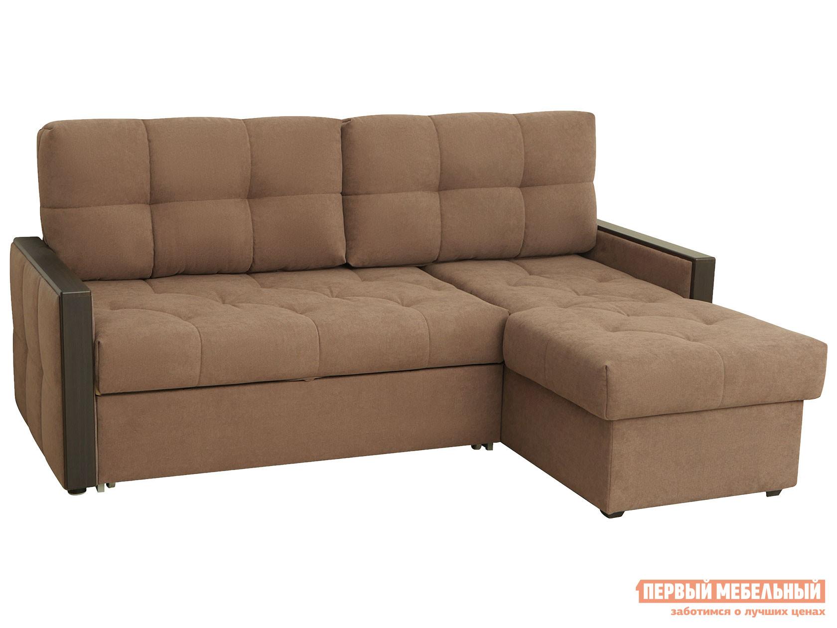 Угловой диван Первый Мебельный Диван Бруклин Люкс угловой чехол для углового дивана первый мебельный чехол на диван угловой стамбул