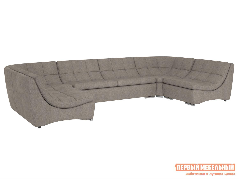 Угловой диван Первый Мебельный Модульная система Сан-Диего, вариант 4