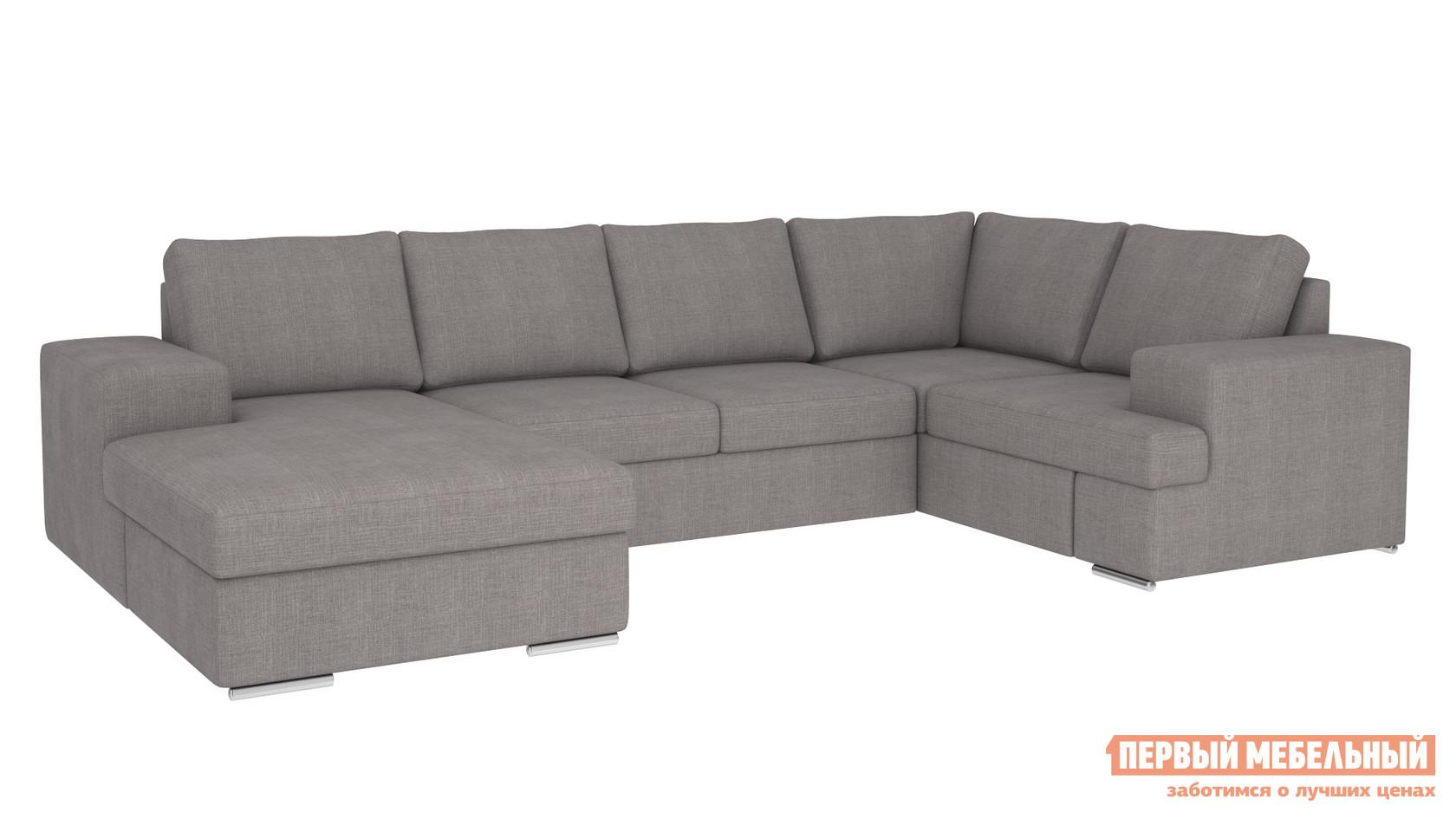 Угловой диван Первый Мебельный Диван Тетрис Комфорт П-образный угол