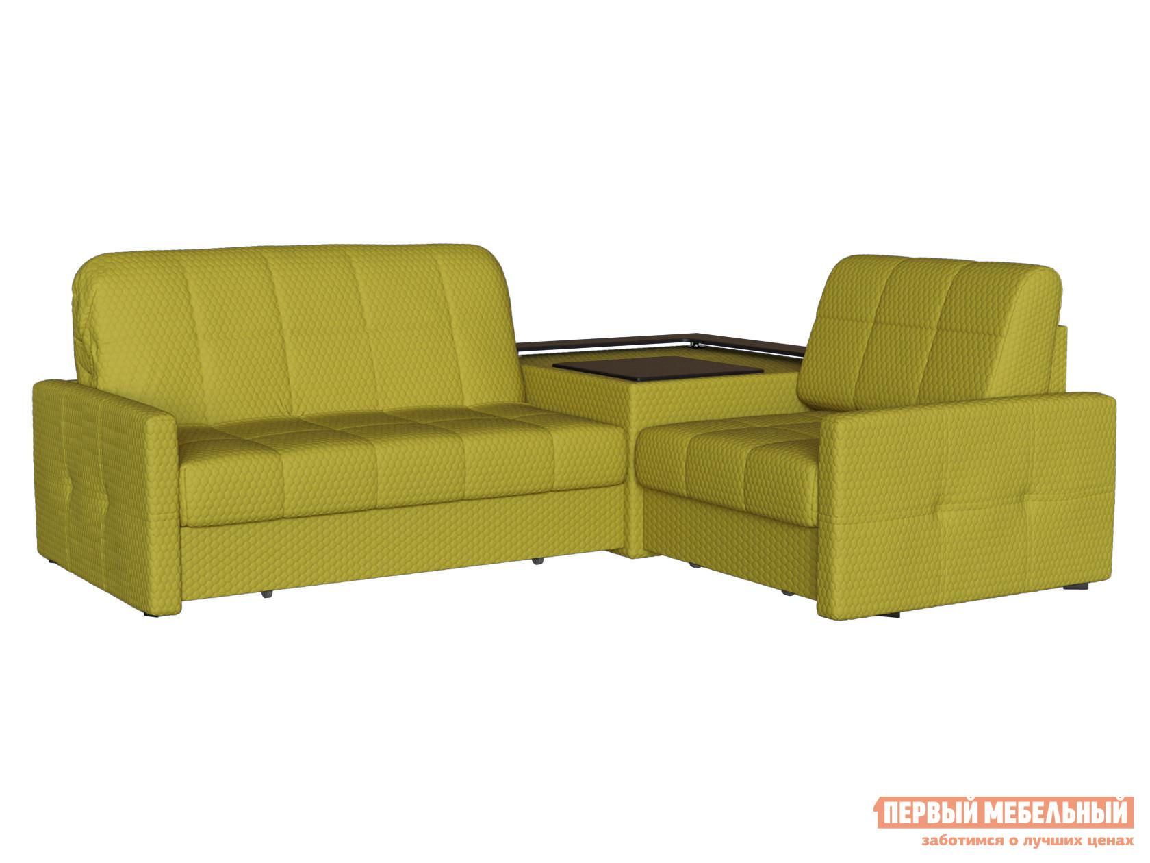 Угловой диван Первый Мебельный Диван Неро угловой