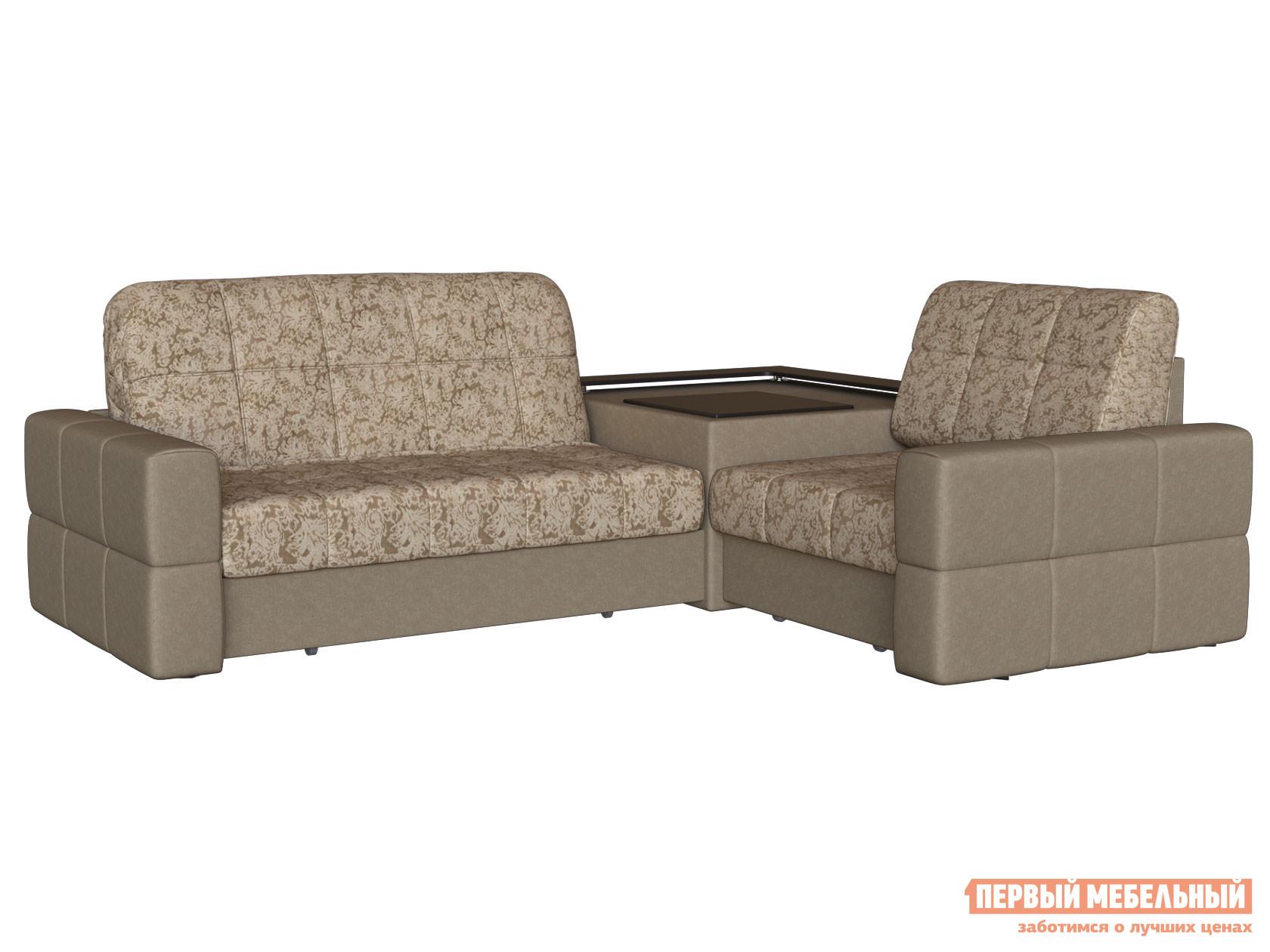 Угловой диван Первый Мебельный Диван Марио угловой