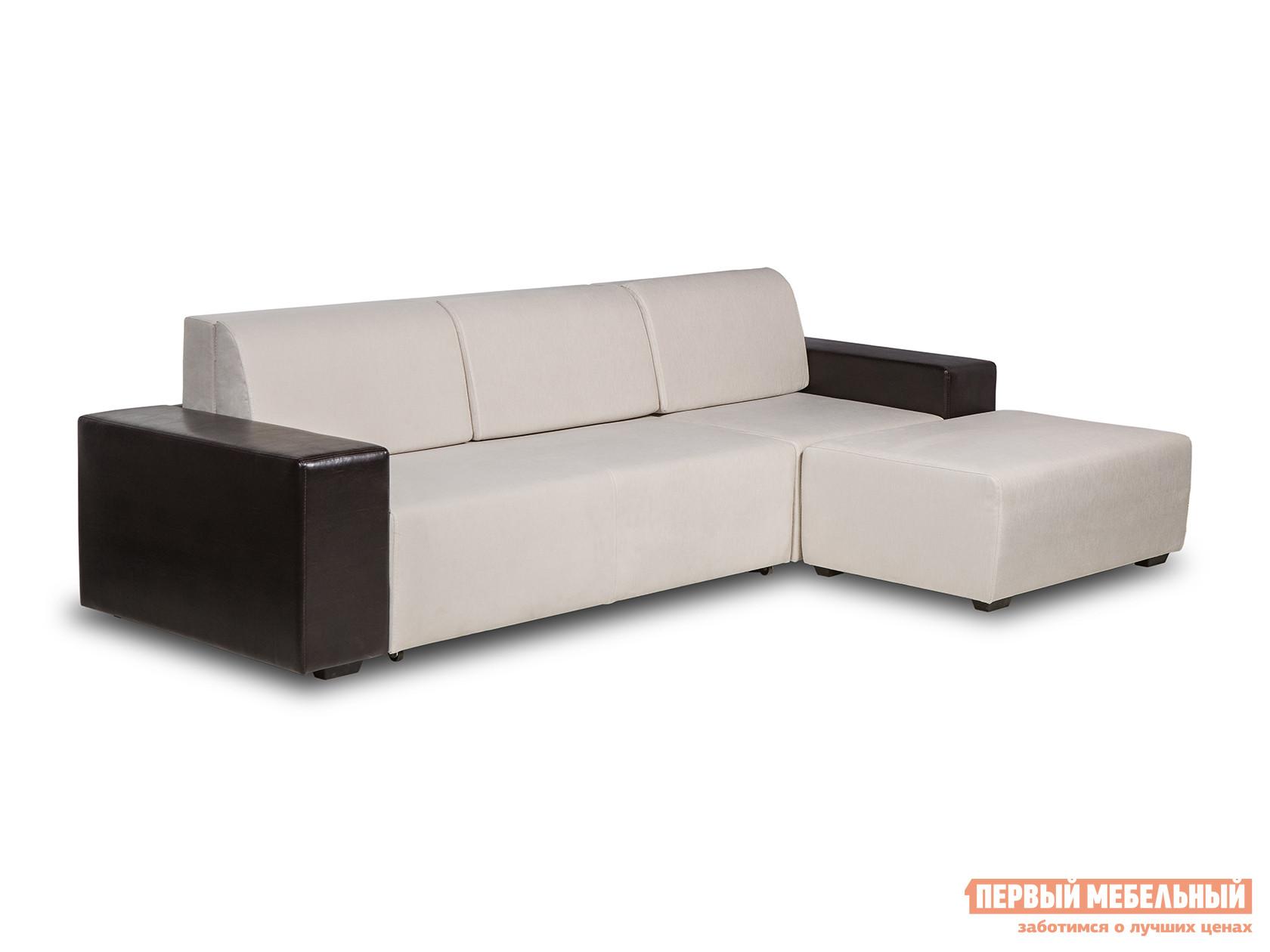 Угловой диван Первый Мебельный Малибу Мини