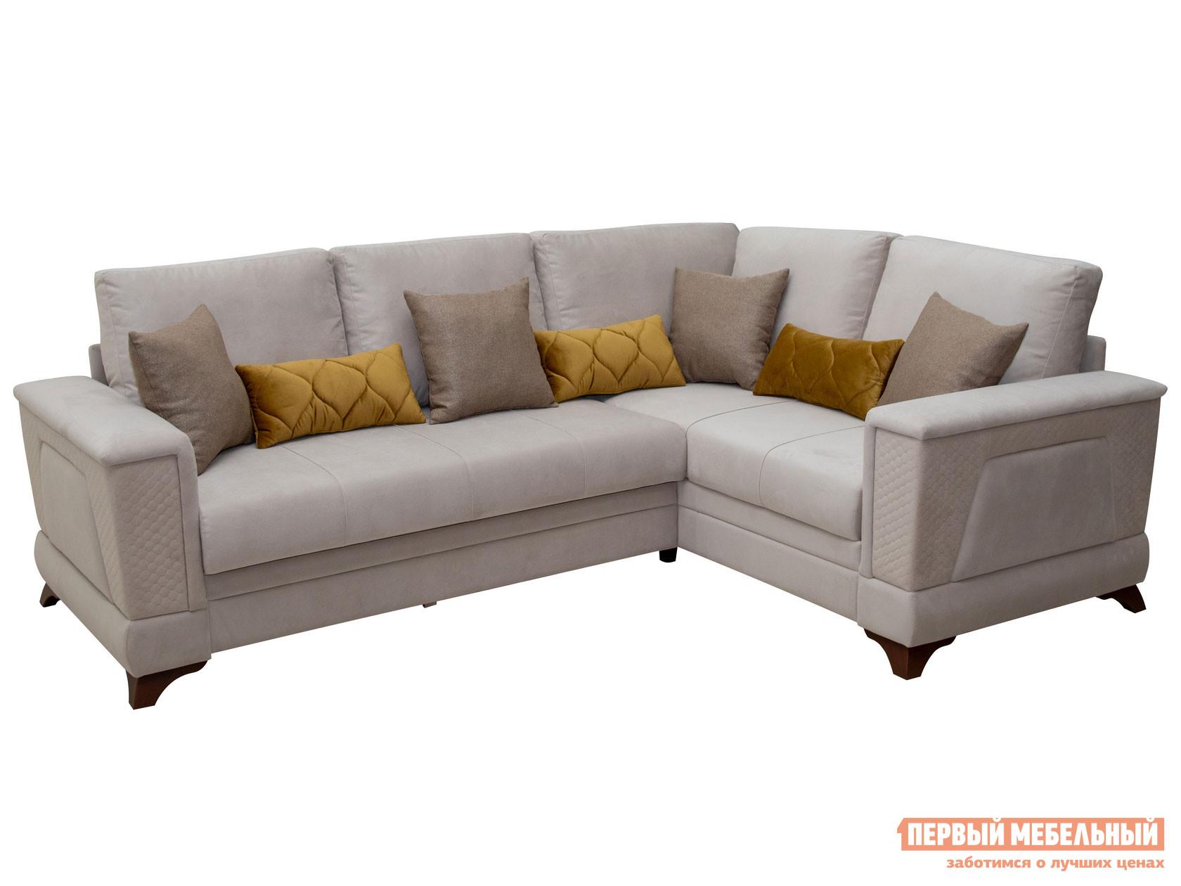 Угловой диван Первый Мебельный Самсон диван-кровать угловой