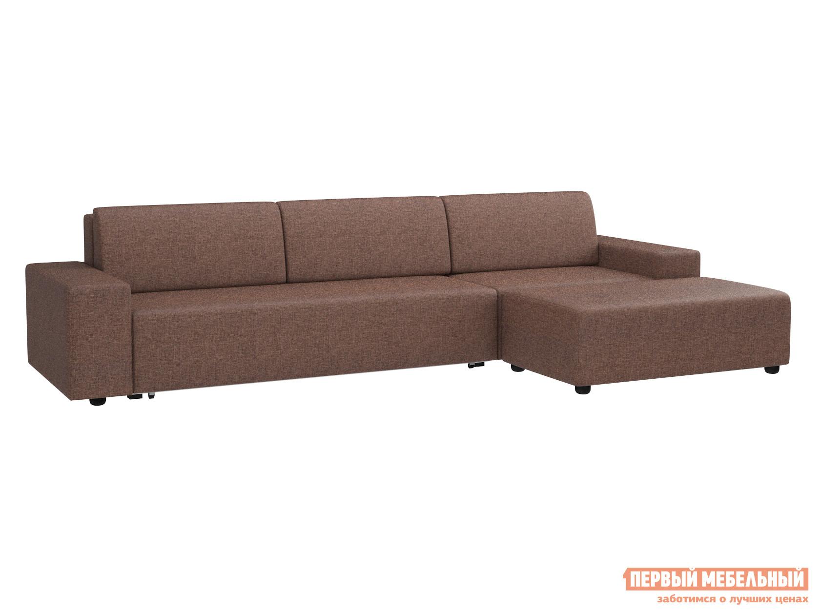 Угловой диван Первый Мебельный Малибу