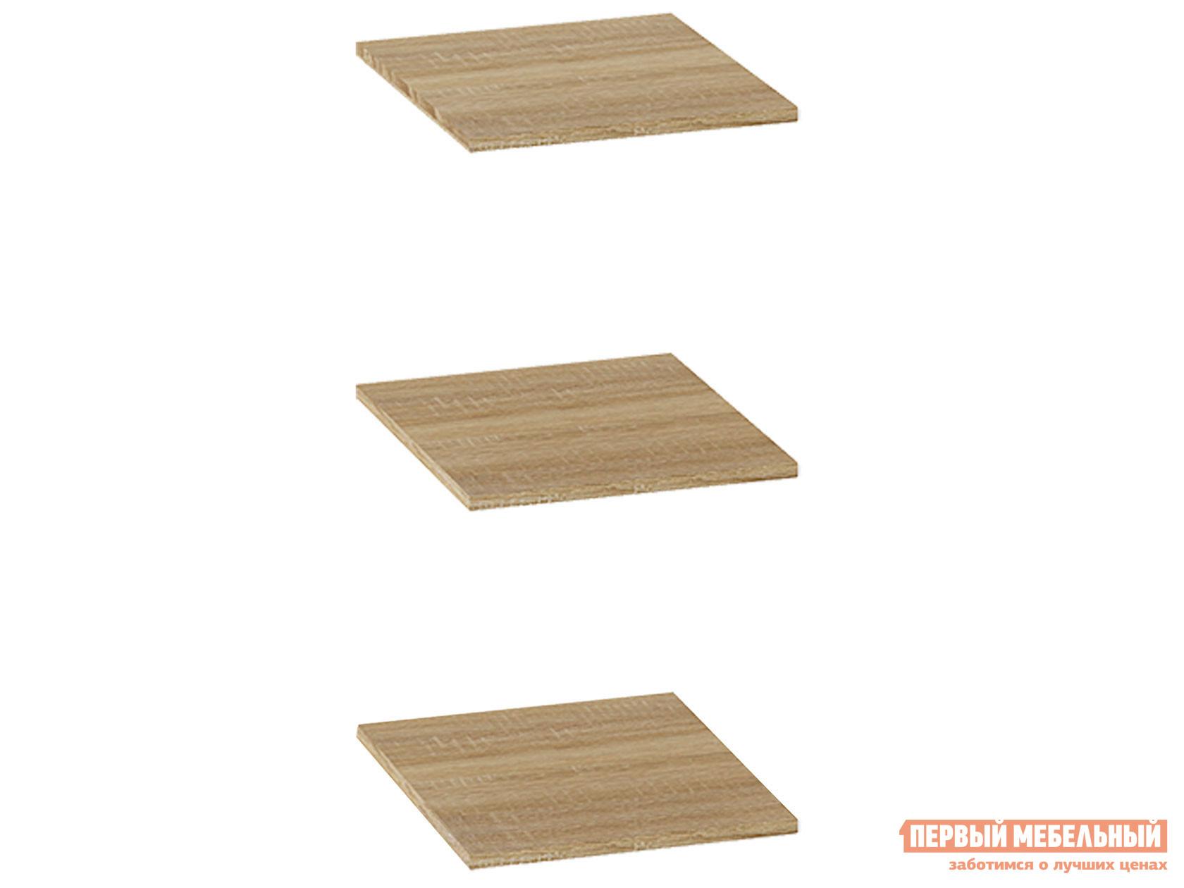 Комплект полок Первый Мебельный Комплект полок Белладжио 7