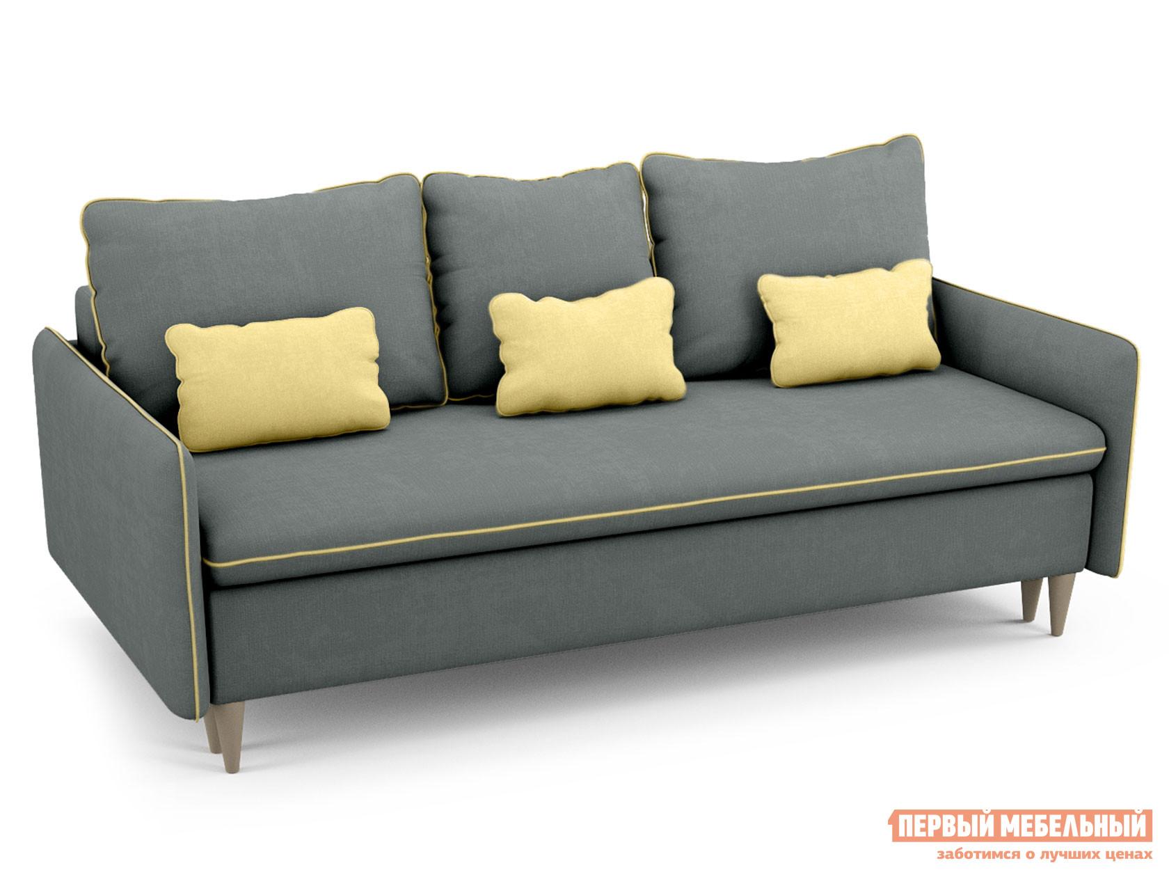 Прямой диван Первый Мебельный Прямой диван Рони