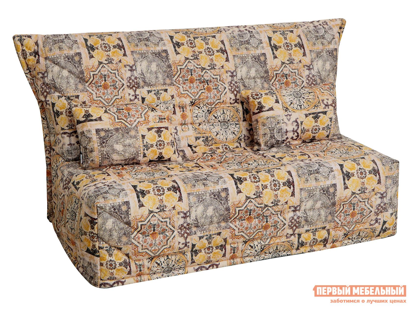 Прямой диван  Прямой диван Бьянка  Сиена, велюр, 1200 мм