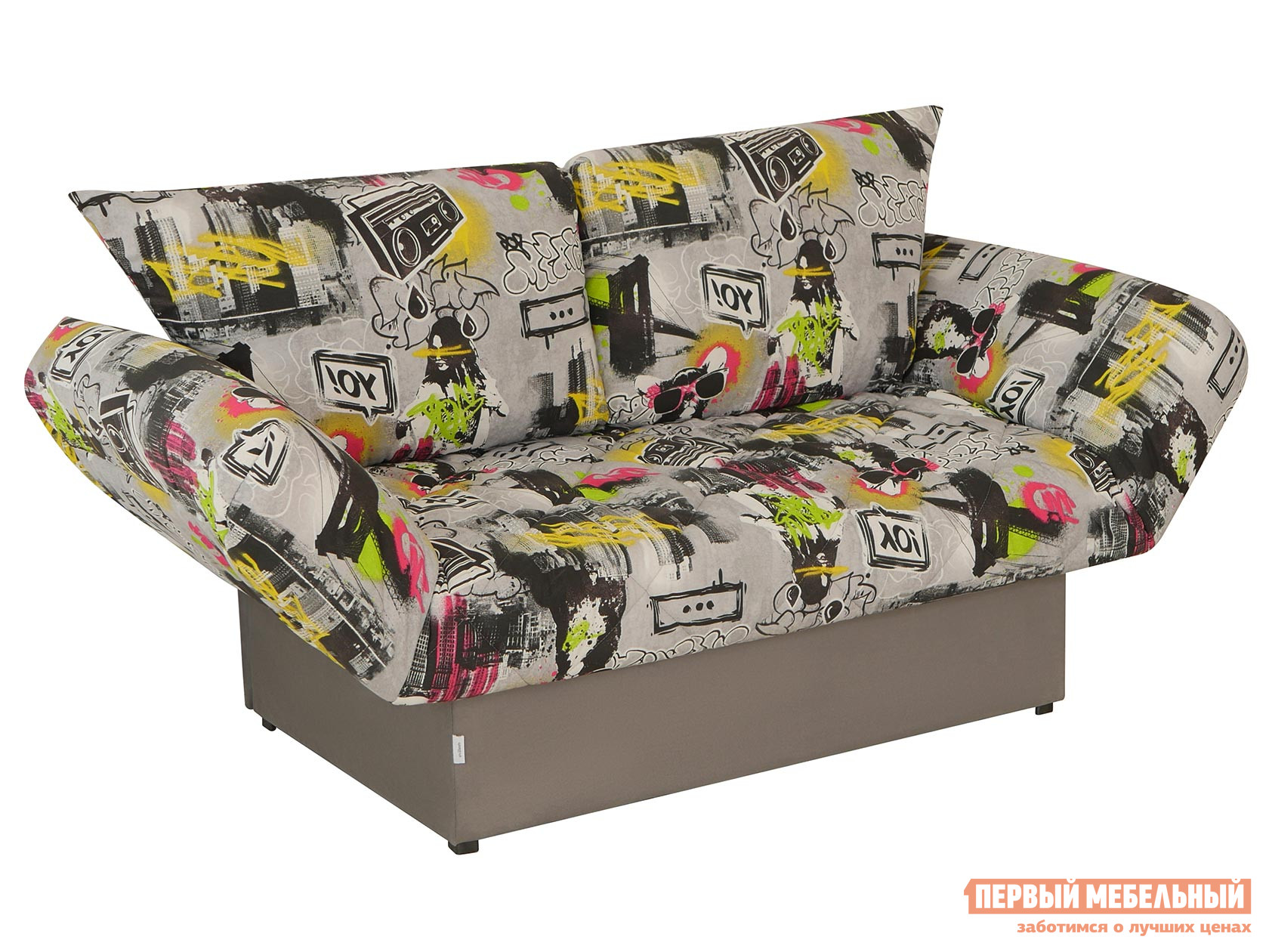 Прямой диван Первый Мебельный Диван Джим