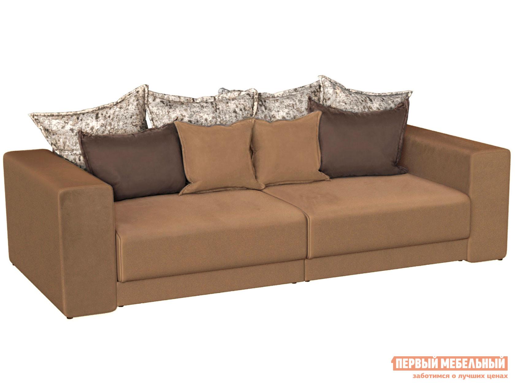 Прямой диван Первый Мебельный Диван Берн Люкс