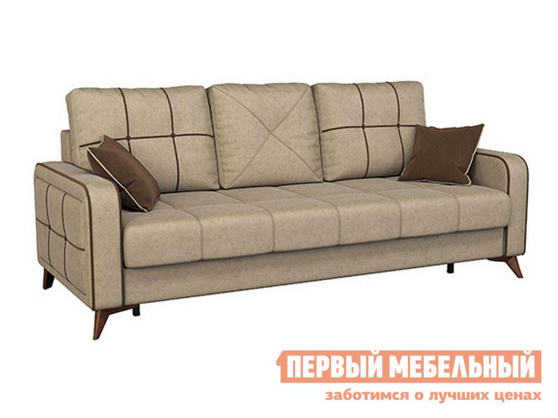 Прямой диван Первый Мебельный Черри диван-кровать