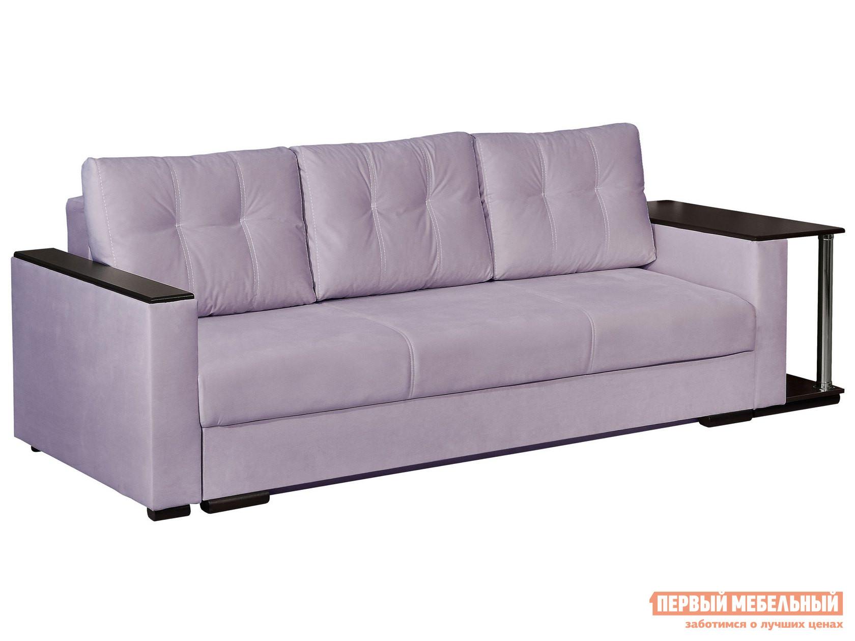 Прямой диван Первый Мебельный Диван Атташе