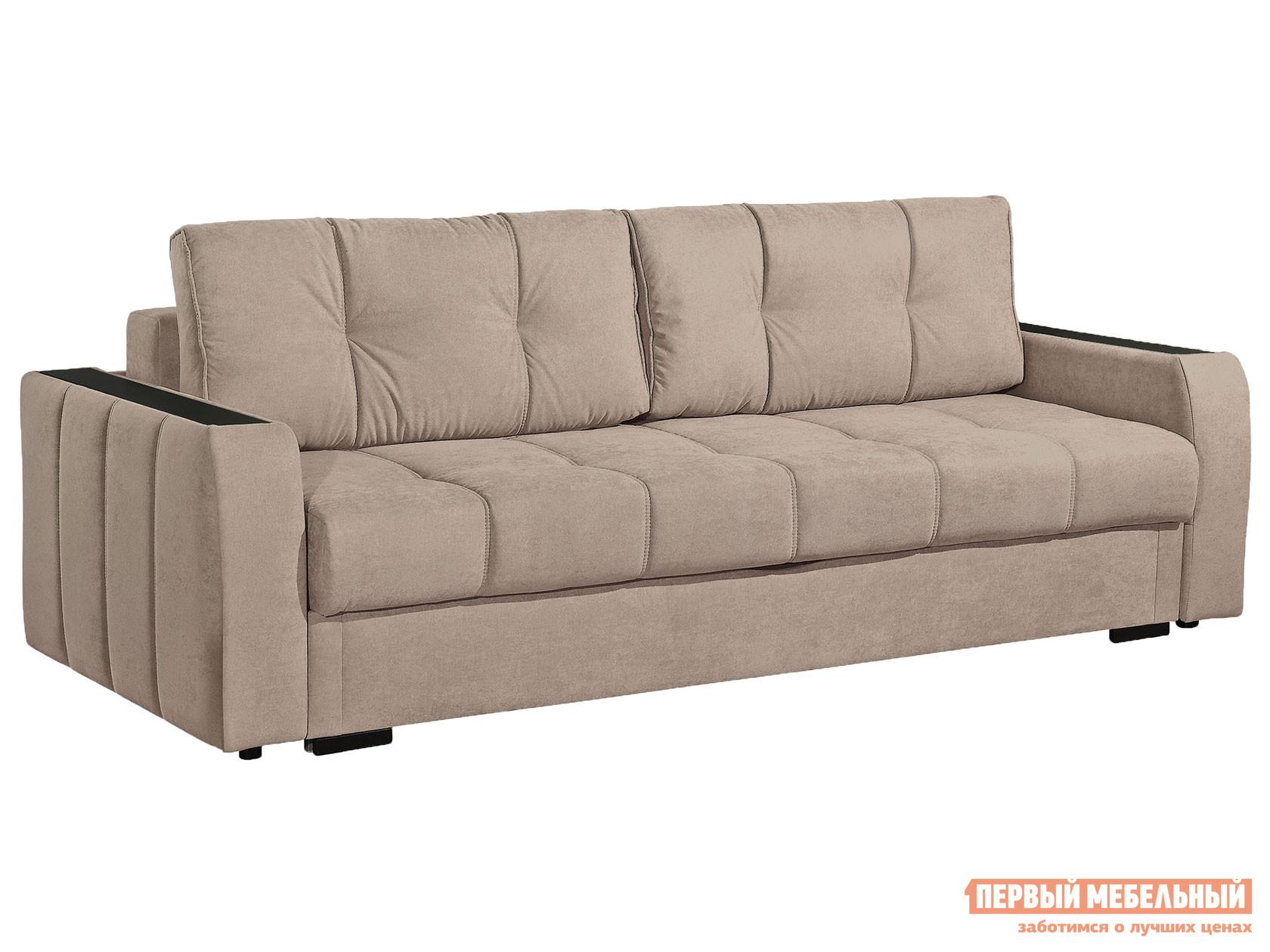 Прямой диван Первый Мебельный Диван Бостон Люкс